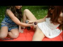 in public park with my friend julie can happen normal things. Fisting, Lesbo, Teen. Veneisse, Julie Skyhigh.