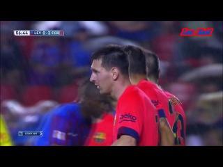 FCBarcelone 5-0 Levente (Arabic+HD)