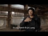 Интервью Келлана Латца на съемках фильма 'Неудержимые 3'