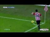 Атлетик (Бильбао) 3-1 Эспаньол (21.11.2014).Обзор матча