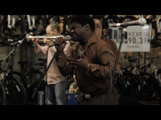 KEXP - Charles Bradley (Heartaches and Pain)