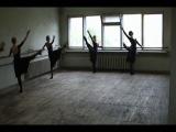 Архив. Институт Современного Искусства. Экзамен по русскому танцу.